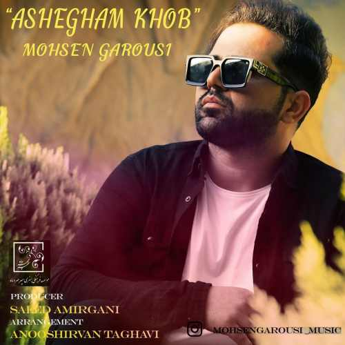 دانلود موزیک جدید محسن گروسی عاشقم خوب