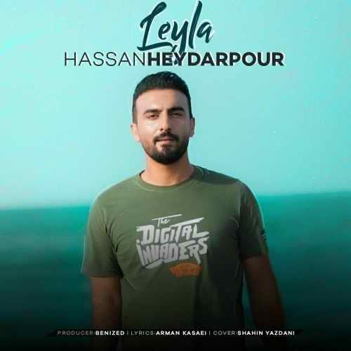 دانلود موزیک جدید حسن حیدرپور لیلا